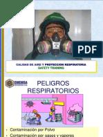 007-Proteccion respiratoria