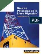 Guia de Potencias de La Linea Olympian LSXF0001 01(1)