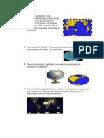 las proyecciones cartogrficas