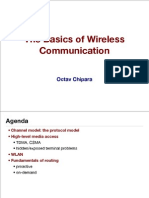 Basics of Wireless