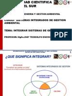 exposicion Integrar  ISOS