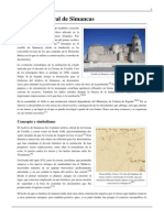 Archivo General Simancas