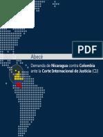 Abecé Nicaragua Colombia CIJ