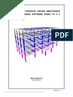 Analisis Struktur Gedung Bertingkat Rendah Dengan Software Etabs v9