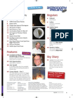 Astronomy Ireland May 2014 Contents