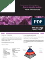 Estudio Remuneración 2012 - Compras y Logística