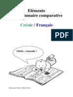 Grammaire Comparée Du Créole Et Du Francais