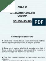 AULA 04 - Cromatografia Em Coluna