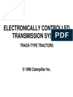Transmision Electronica (D6R)