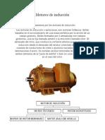 Clasificacion Motores de Induccion