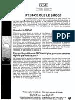 Smog Photochimique