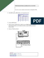 Cableado y Configuracion de Alarmas Fcoa - Eltek Wpub
