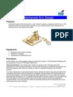 mechanicalarmdesign