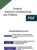 Estado Federal - Estrutura Dos Poderes