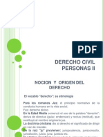 Dho Personas II Inicio Clase 1