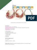 Arm Knit Necklaces