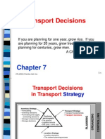 transport decision