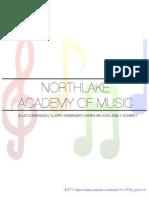 northlake academy of music  sm plan