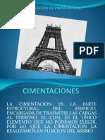 presentacionclasificaciondecimentaciones-091125110923-phpapp01