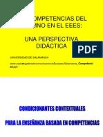 Salamanca Competencias
