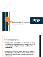 Ecuaciones Diferenciales P1