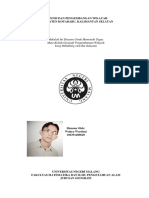 Potensi dan Pengembangan Wilayah Kabupaten Kotabaru Kalsel