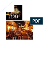 La Semana Santa de Popayán Es La Celebración Religiosa en La Ciudad de Popayán
