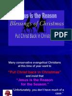 Biblical Basis of Christmas as Dec 25
