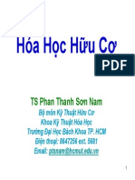 Co Che Phan Ung Cua Hop Chat Huu Co