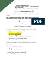 Series Fourier Obtención de Coeficientes