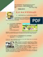 6to Cuestionario TEMA 17 La Santidad (1)