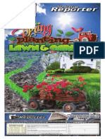 2014 Spring Lawn & Planting