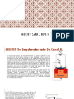 Mosfet Canal Tipo N