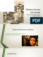 slavery semester long project 1
