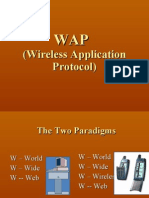 (Wireless Application Protocol)