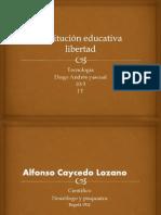 Alfonso Caycedo Lozano