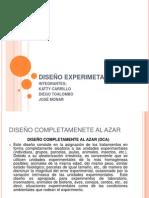 DISEÑO EXPERIMETAL