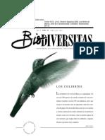 El Colibri y Su Biodiversidad