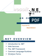 An Introduction to Dot Net Framework