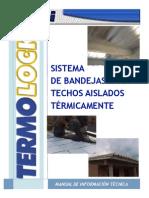 Termolock® Manual de Información Técnica