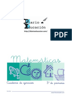 Mates 3Prim Pag Diarioeduacion Blog