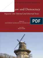 182933741 Leonardo Morlino Gianluigi Palombella Rule of Law and Democracy 2010
