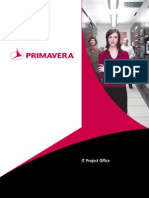 Primavera-IT Project Office