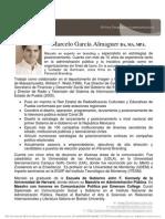 Biografia Marcelo Garcia Almaguer