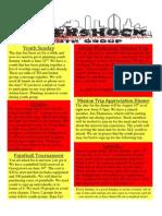 April 22 2014 Newsletter