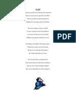 Poesia Flavio