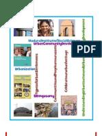Understanding Urbanization & Urban Community Development
