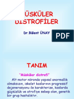 MUSKULER DISTROFILER