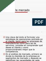 2.- Análisis de Mercado