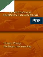 Prinsip Dan Asaz